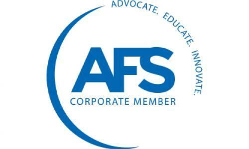 AFS corporate member logo